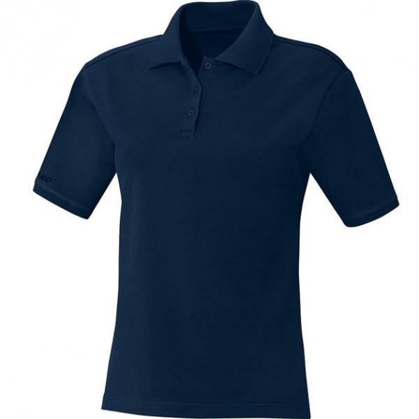 Polo-damemodel - blå - pris 249,- kr.