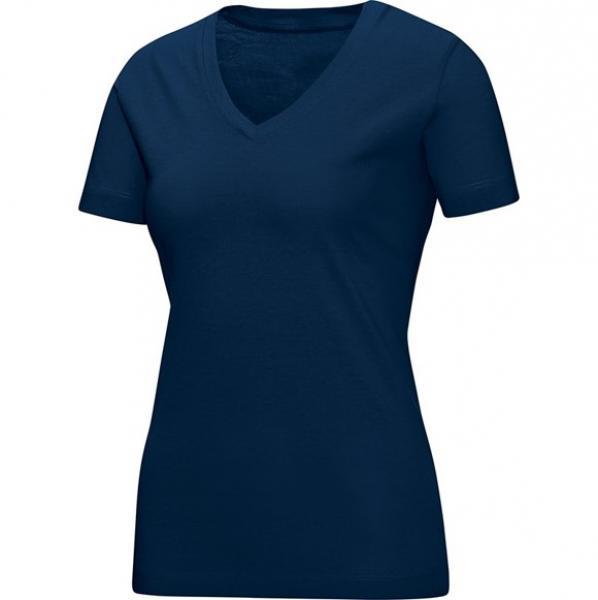 T-shirt-damemodel - blå - pris 199, - kr.